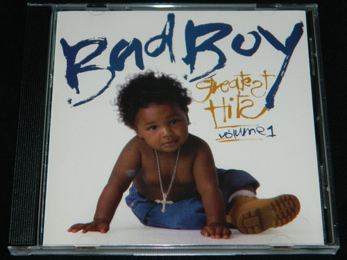 cd bad boy greatest hits vol.1 hip hop press usa