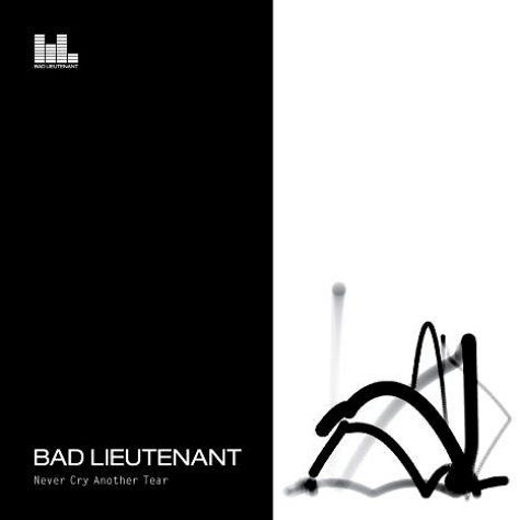 cd bad lieutenant - never cry another tear [made in usa]