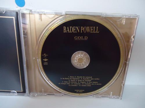 cd baden powel gold - by trekus vintage