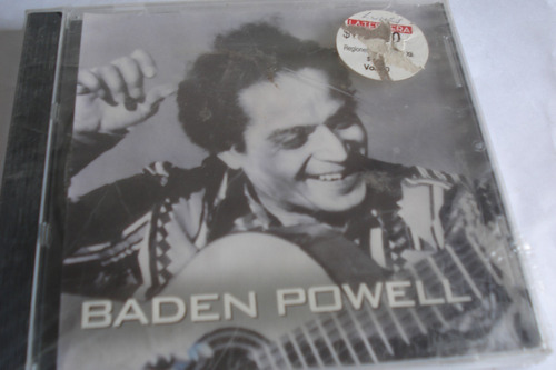 cd baden powell sellado