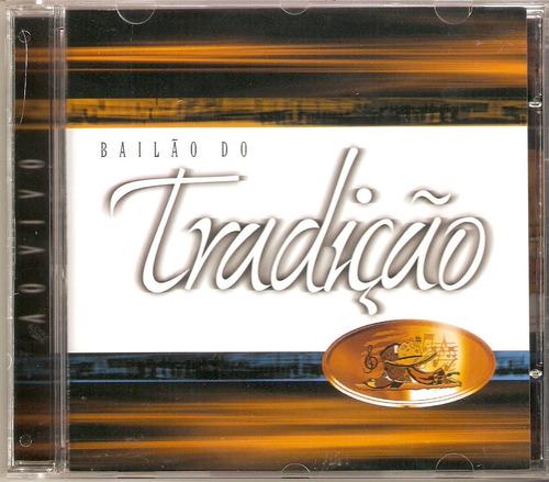 cd bailão do tradição - ao vivo - novo***