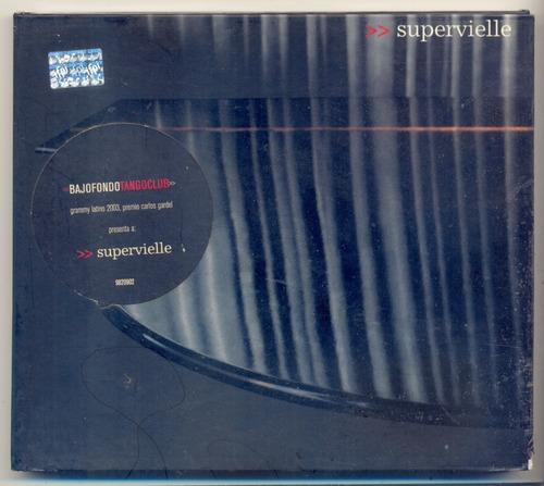 cd bajofondo tango club presents: supervielle - 2004