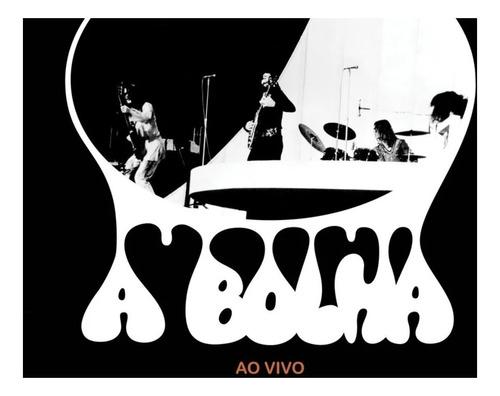 cd banda a bolha - ao vivo 1971  preço p/ 2 cds discobertas