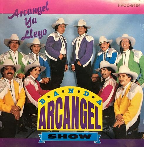 cd banda arcangel show anrcangel ya llego - made in u s a