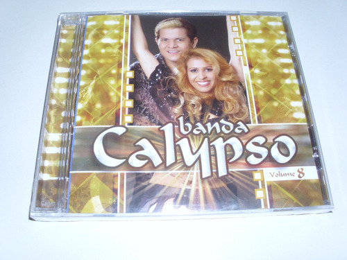 cd banda calipso vol 8