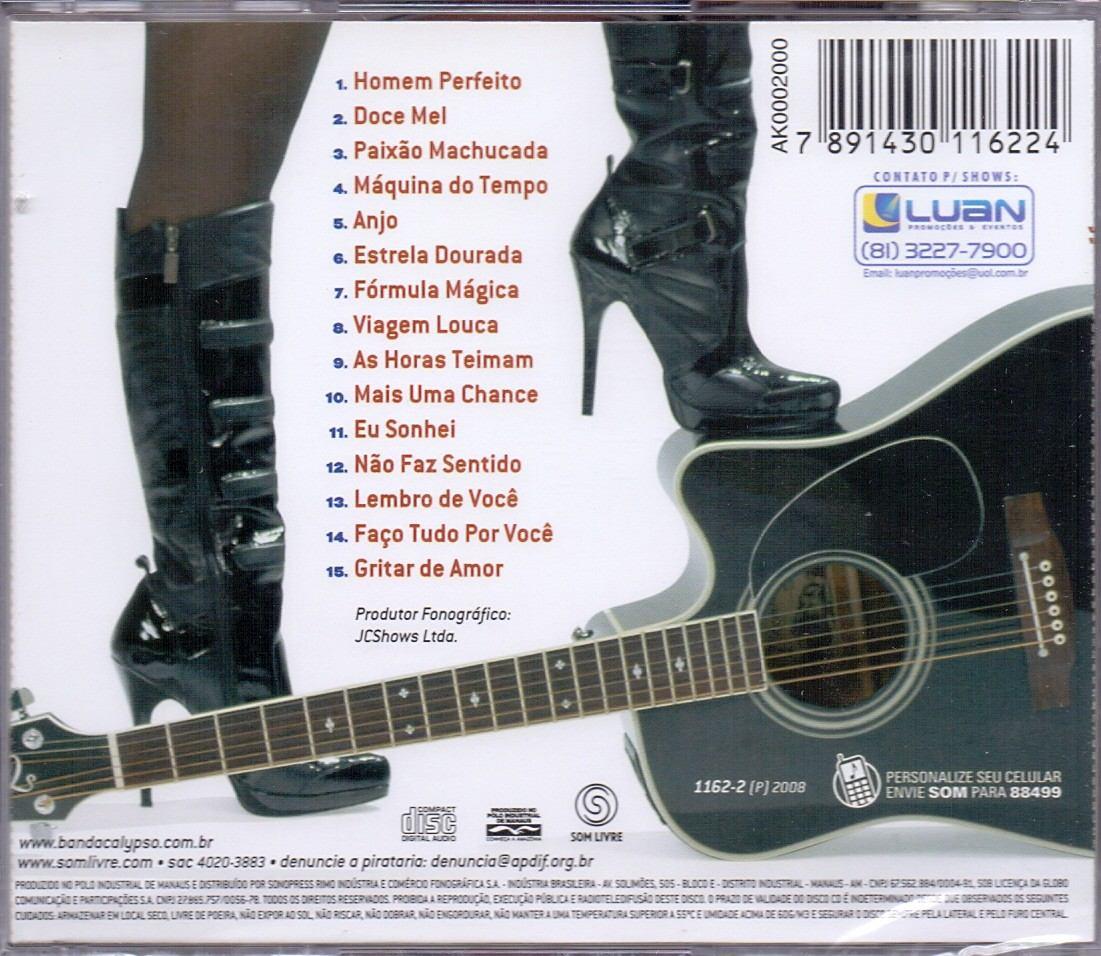 cd banda calypso acustico 2008