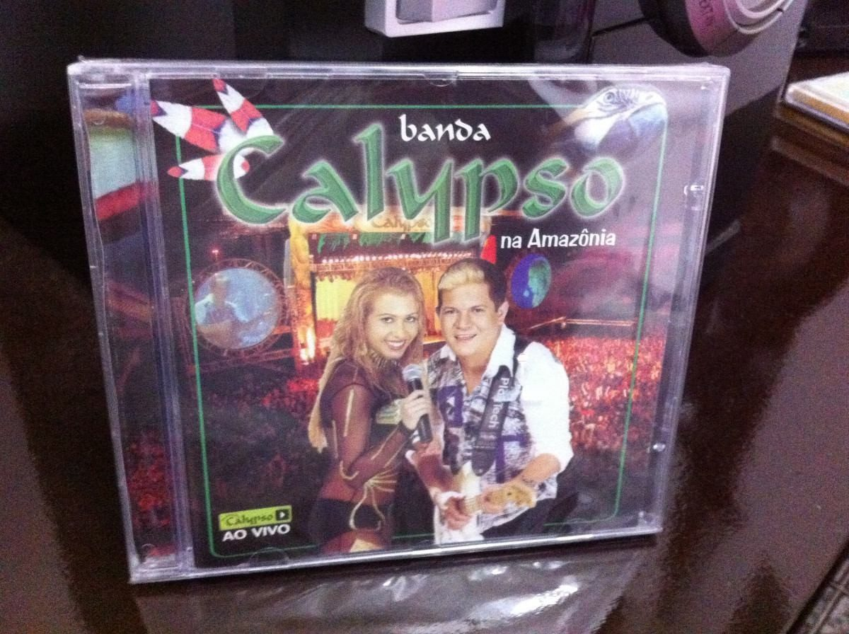 cd da banda calypso na amazonia