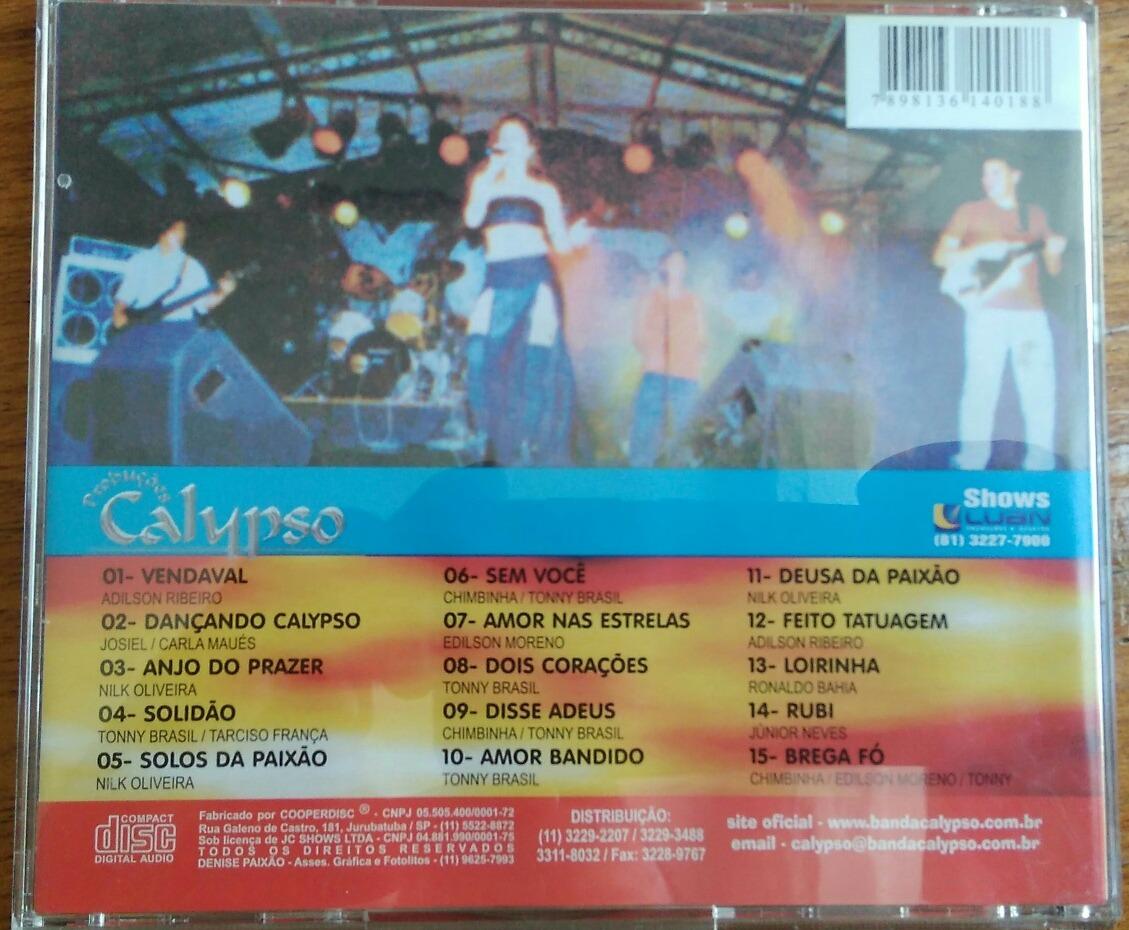 Cd Banda Calypso Volume 1
