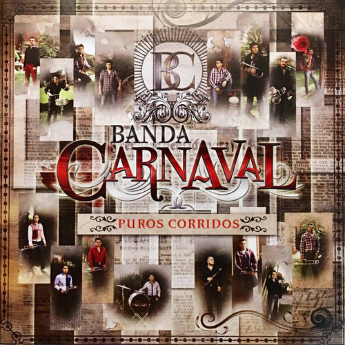 cd banda carnaval puros corridos
