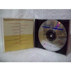 cd banda cheiro de amor - minha história (14 sucessos)