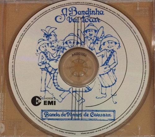 cd banda de caruaru (a bandinha vai tocar) hbs