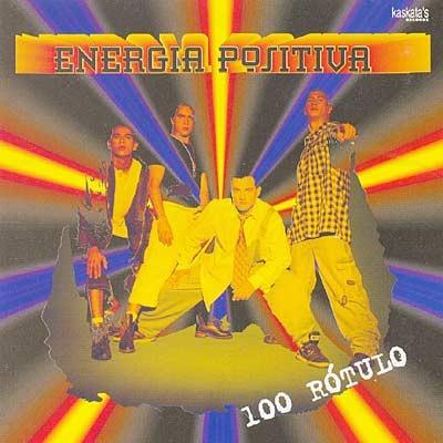 cd banda energia positiva - 100% rotulo -  b166b80
