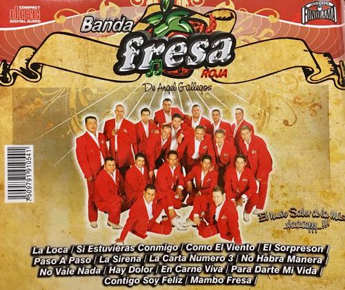 cd banda fresa el nuevo sabor de la musica vol 6 la loca