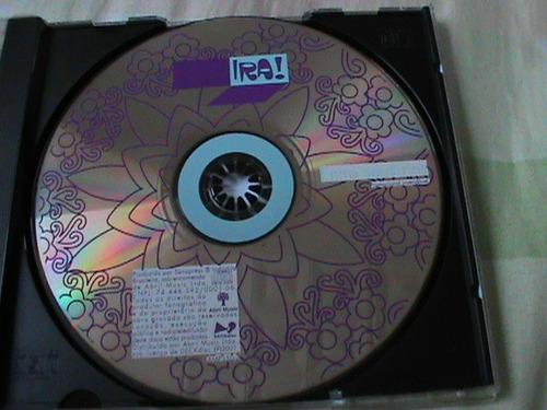 cd banda ira - single promo  entre seus rins  2001 abril/dec