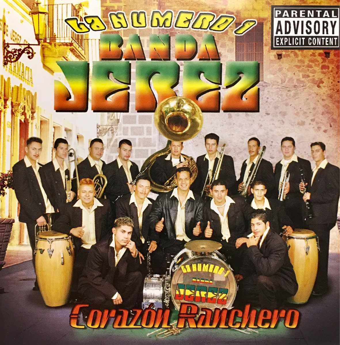 Cd Banda Jerez Corazon Ranchero