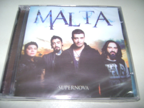 cd banda malta supernova ! original !