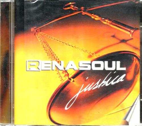 Renasoul - Justi�a 2004