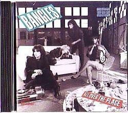 cd bangles - all over the place (novo/aberto)