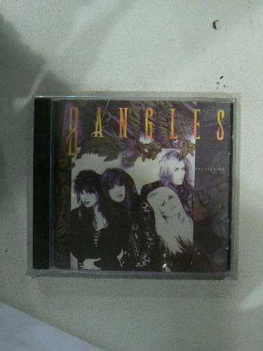 cd bangles everything año 1988 crash and burn glitter years