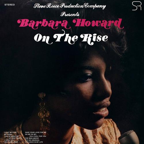 cd : barbara howard - on the rise (cd)