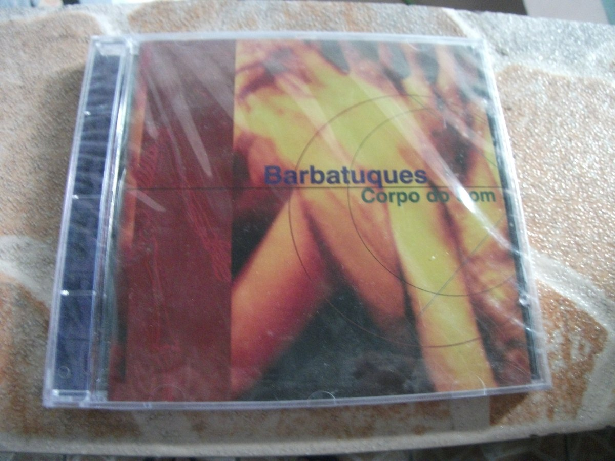 cd barbatuques - corpo do som