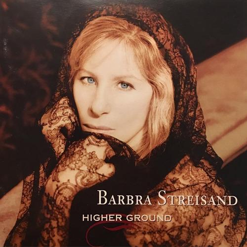 cd barbra streisand higher ground