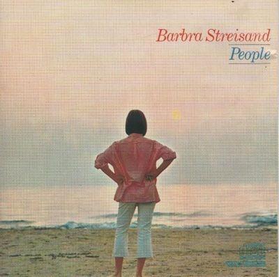 cd - barbra streisand - people