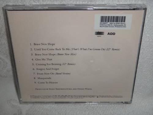 cd - basia - brave new hope