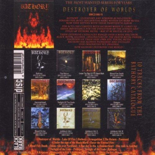 cd : bathory - katalog (cd)
