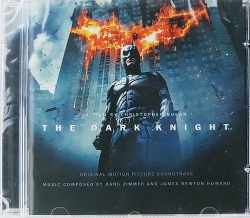 cd batman - the dark knight - novo lacrado