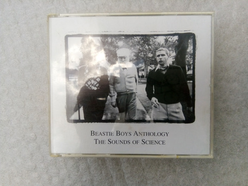cd beastie boys - the sounds of science (2 cds)