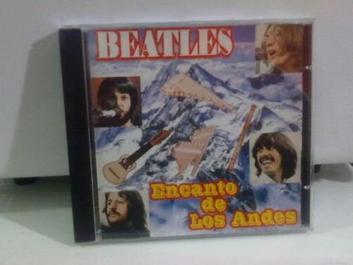 cd beatles  @  encanto de los andes   (frete grátis)