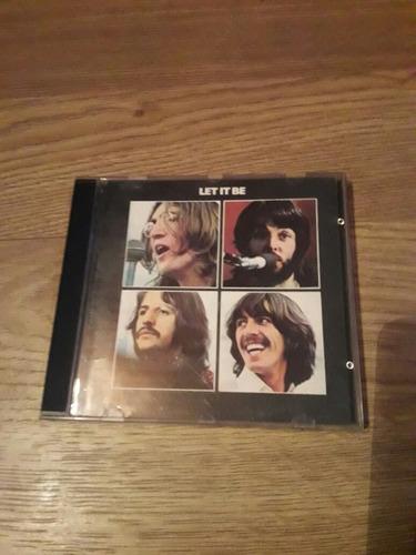 cd beattles 1970 edición brasileña