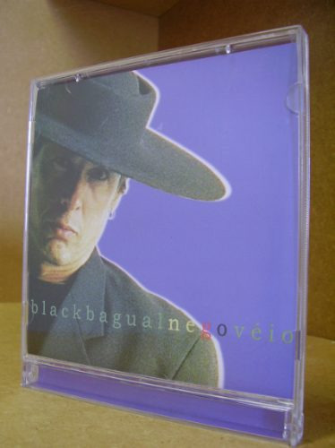 cd  bebeto alves - blackbagualnegovéio