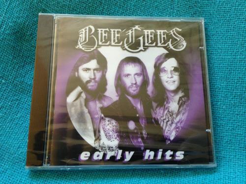 cd bee gees early hits 1ª edição 2003 raro lacrado coleção