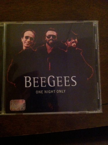 cd bee gees one nightonly
