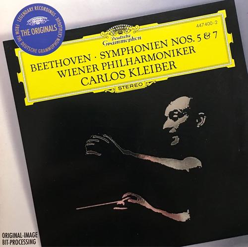cd beethoven s n 5 y 7 carlos kleiber wiener philarmoniker