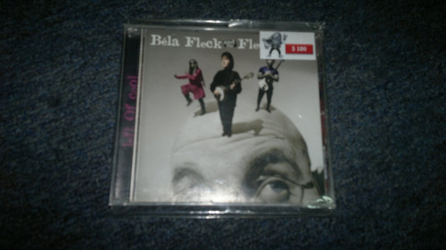 cd bel fleck and flecktones left of cool imp formato cd