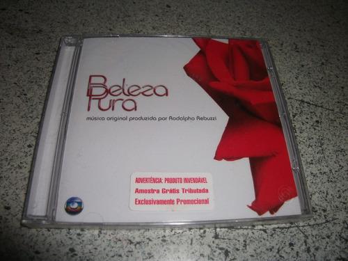 cd - beleza pura trilha novela por rodolpho rebuzzi lacrado