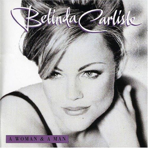 cd belinda carlisle - a woman & a man (1996) ex go go´s