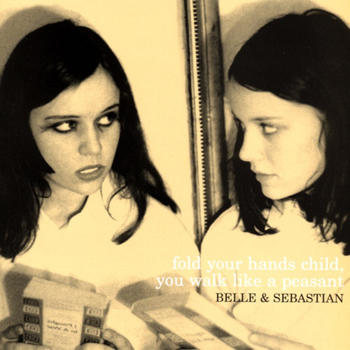cd belle & sebastian - fold your hands...