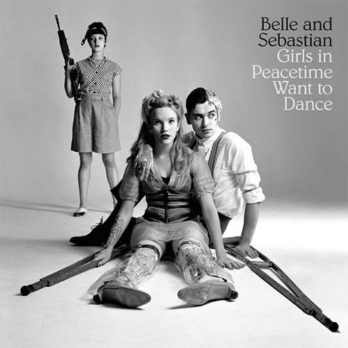 cd belle sebastian girls in peacetime want to dance lacrado