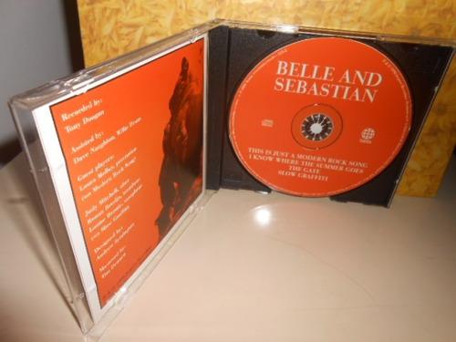 cd belle & sebastian  /  this is just...-2001-  frete grátis