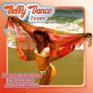 cd belly dance fever (importado)