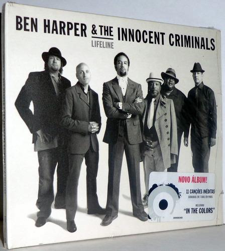 cd ben harper & innocent criminals - lifeline