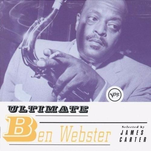 cd ben webster - ultimate - selected by james carter