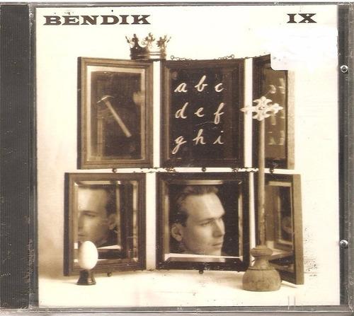 cd bendik hofseth - ix -ex steps ahead, importado, jazz rock