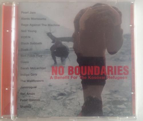 cd beneficio refugiados de kosovo música pop rock