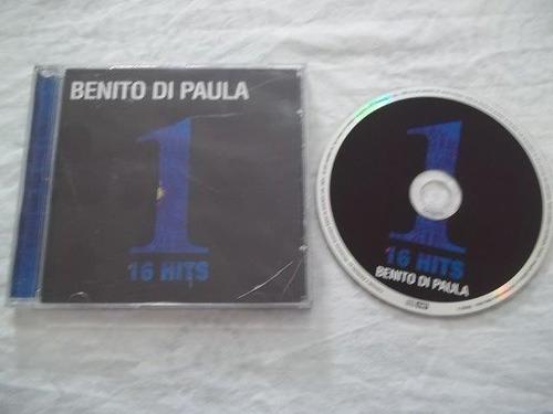 cd - benito de paula - cantor
