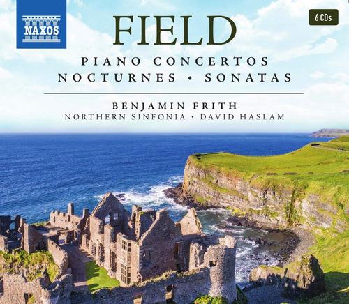 cd : benjamin frith - northern sinfonia - david haslam -...